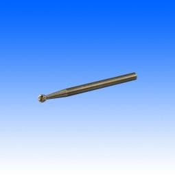 Hartmetallfräser, 3mm Schaft, Kugelkopf