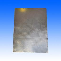 Stahleinlage 0.60mm (DIN A 4 Platten 20x30 cm)