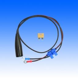 Batterieanschluss mit Fritec Normkupplung