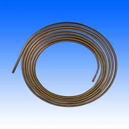 Bremsleitung Kupfer-Nickel, 10.00mm, 7.5m Rolle