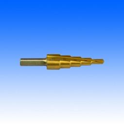 Stufenbohrer 4-12mm (5 Stufen)