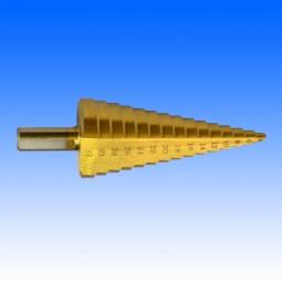 Stufenbohrer 4-32mm (15 Stufen)