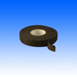 Stoffisolierband selbstklebend schwarz